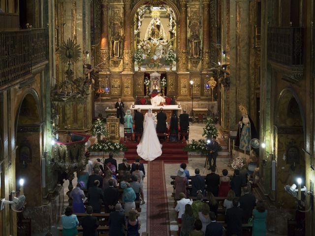 La boda de Rafa y María en Jerez De La Frontera, Cádiz 22
