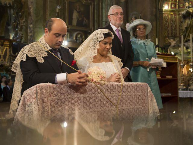 La boda de Rafa y María en Jerez De La Frontera, Cádiz 23