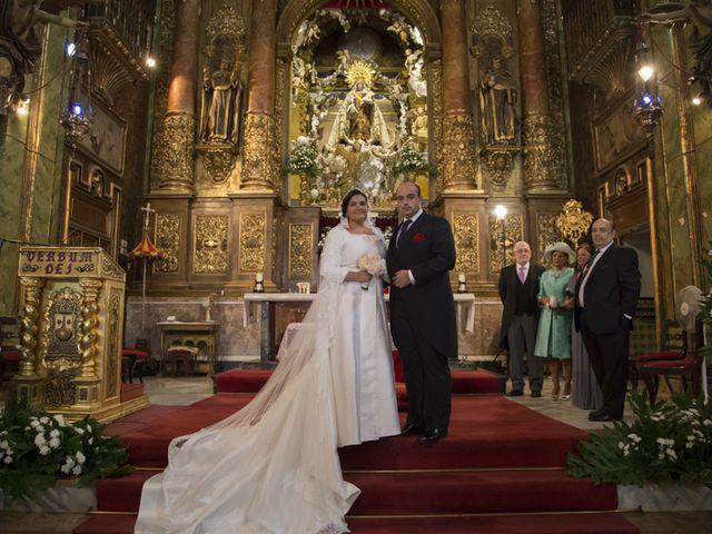 La boda de Rafa y María en Jerez De La Frontera, Cádiz 31