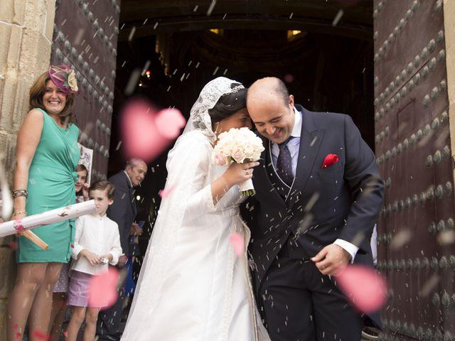 La boda de Rafa y María en Jerez De La Frontera, Cádiz 34