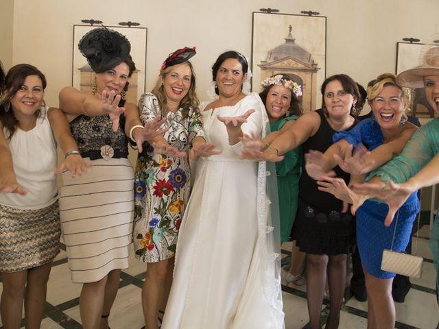 La boda de Rafa y María en Jerez De La Frontera, Cádiz 43