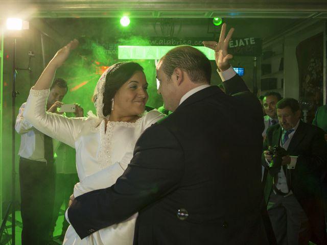 La boda de Rafa y María en Jerez De La Frontera, Cádiz 48
