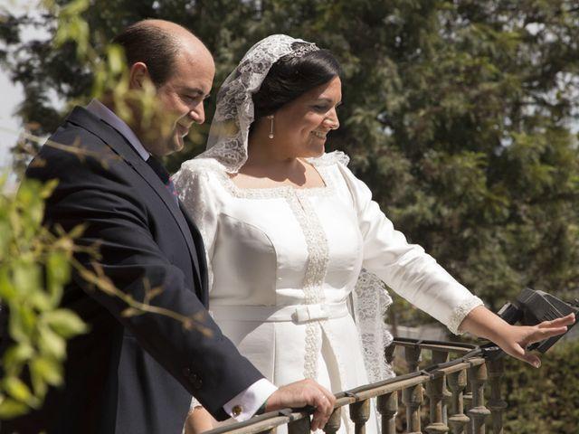 La boda de Rafa y María en Jerez De La Frontera, Cádiz 2
