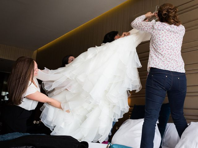 La boda de Javi y Leti en Algete, Madrid 3