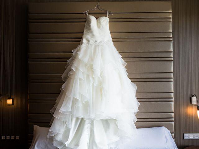 La boda de Javi y Leti en Algete, Madrid 4