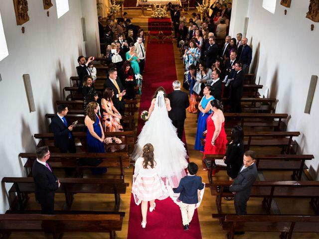 La boda de Javi y Leti en Algete, Madrid 22