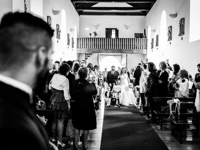 La boda de Javi y Leti en Algete, Madrid 23