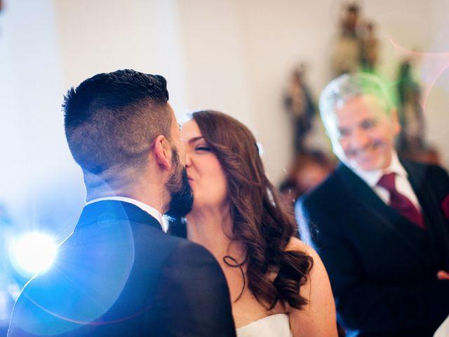 La boda de Javi y Leti en Algete, Madrid 24