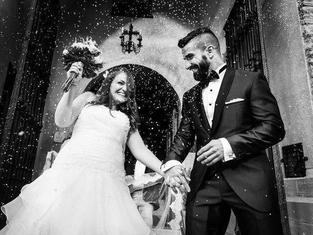 La boda de Javi y Leti en Algete, Madrid 25
