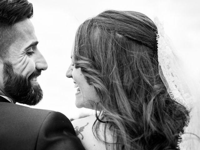 La boda de Javi y Leti en Algete, Madrid 29