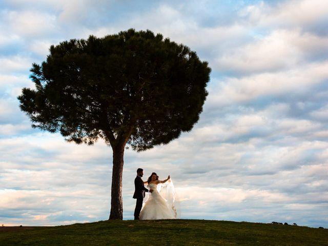 La boda de Javi y Leti en Algete, Madrid 30