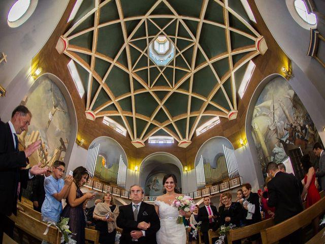 La boda de Camilo y Noelia en Zamora, Zamora 12