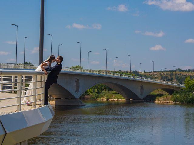 La boda de Camilo y Noelia en Zamora, Zamora 1