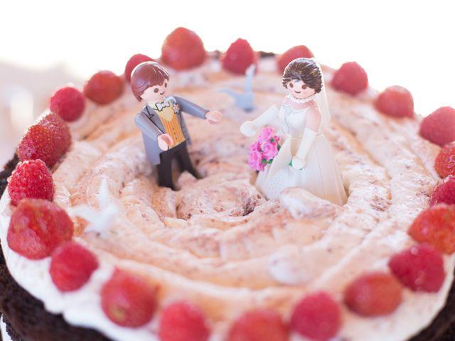 La boda de Javier y Marina en Almería, Almería 15