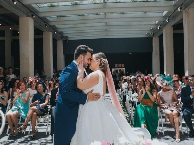 La boda de Saul y Paula en Paterna, Valencia 25