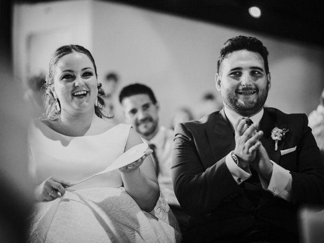La boda de Saul y Paula en Paterna, Valencia 31