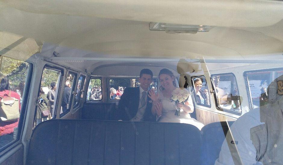 La boda de Iñaki y Saskia en Donostia-San Sebastián, Guipúzcoa