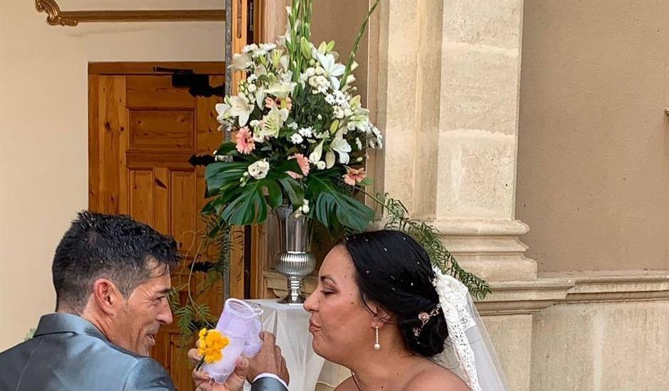 La boda de Monchi y Adela en Las Torres De Cotillas, Murcia