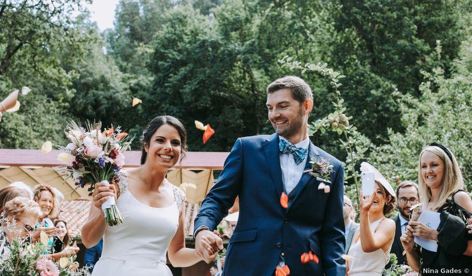 La boda de Paul y Jenifer en Mazcuerras, Cantabria