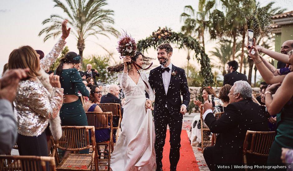 La boda de Pepe y Macarena en Costa Calma, Las Palmas