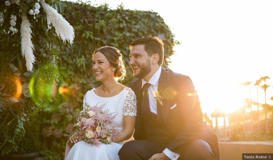 La boda de Miguel y Aurora en Granada, Granada