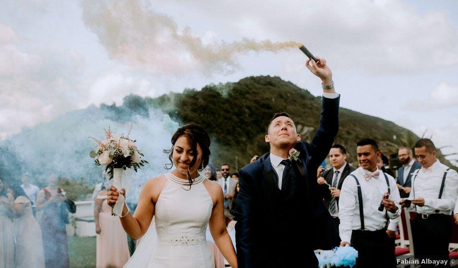 La boda de Astrid y Nelson en Orio, Guipúzcoa