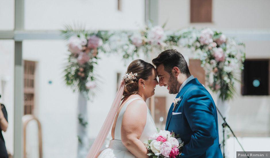 La boda de Saul y Paula en Paterna, Valencia