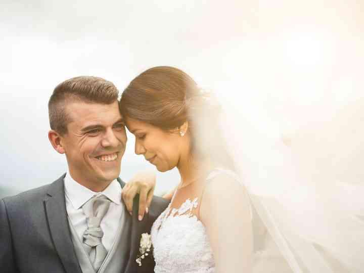 La boda de Diana y Oleq