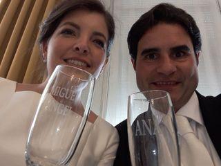 La boda de Ana y Miguel Ángel