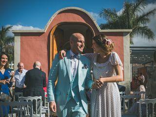La boda de Paula y Christian