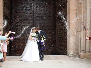 La boda de María y José Manuel