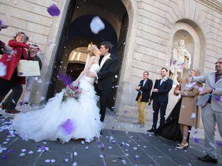 La boda de Ferran y Katia