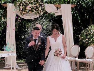 La boda de Olga y Antonio