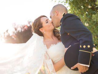 La boda de Beatriz  y Saúl 2