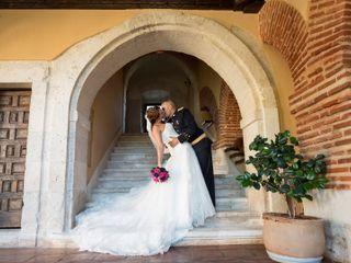La boda de Beatriz  y Saúl 3