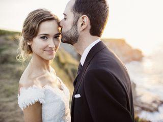 La boda de Silvia y Nacho