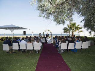 La boda de Sara y Ferran 2