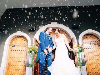 La boda de Angela  y Javi 2