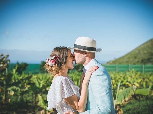 La boda de Christian y Paula en Santa Cruz De Tenerife, Santa Cruz de Tenerife 2