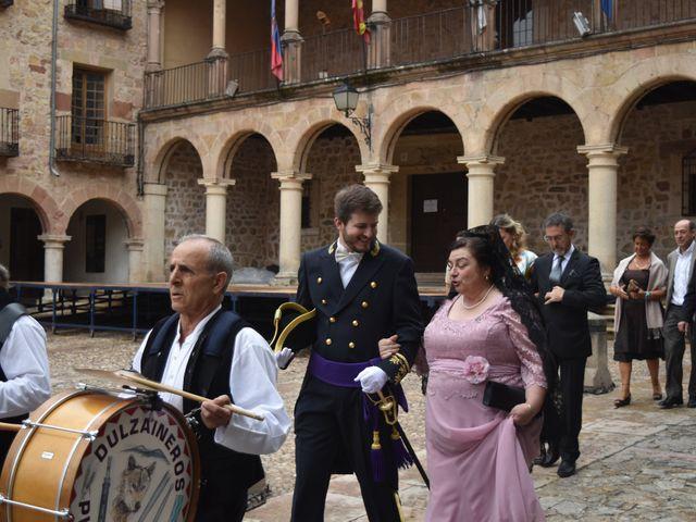 La boda de José Manuel y María en Siguenza, Guadalajara 3