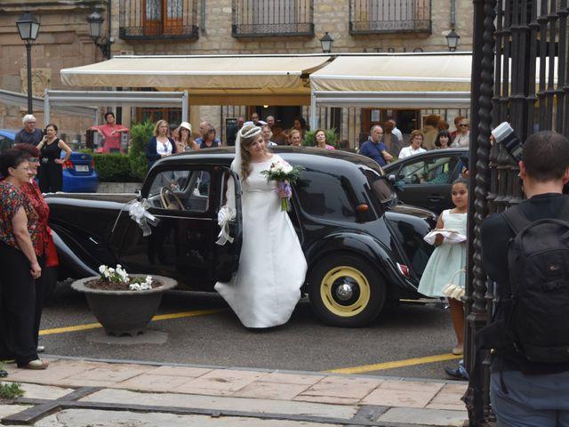 La boda de José Manuel y María en Siguenza, Guadalajara 5