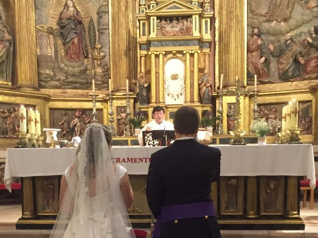 La boda de José Manuel y María en Siguenza, Guadalajara 7