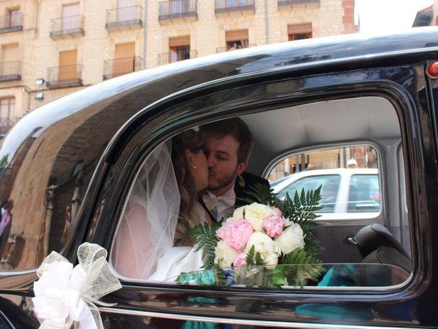 La boda de José Manuel y María en Siguenza, Guadalajara 10
