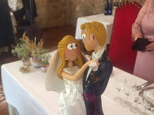 La boda de José Manuel y María en Siguenza, Guadalajara 2