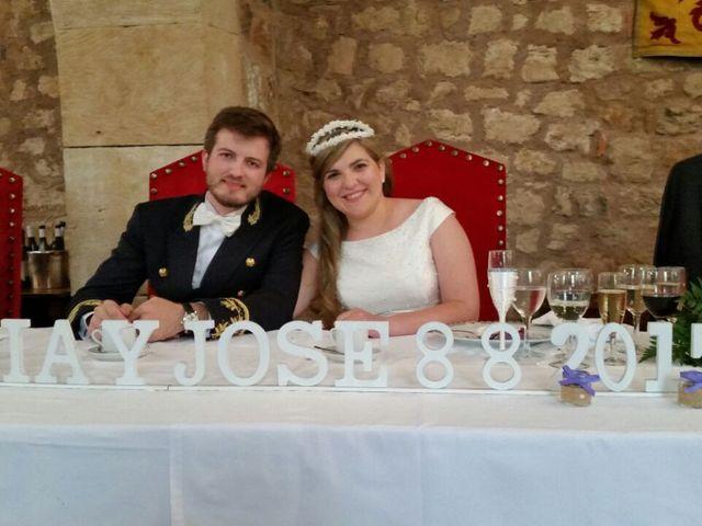 La boda de José Manuel y María en Siguenza, Guadalajara 11
