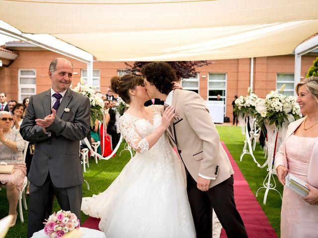 La boda de Rubén y Jessica en Logroño, La Rioja 8