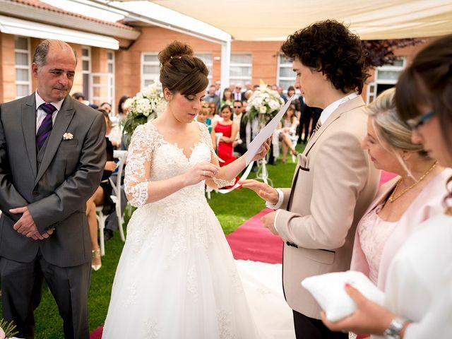 La boda de Rubén y Jessica en Logroño, La Rioja 10