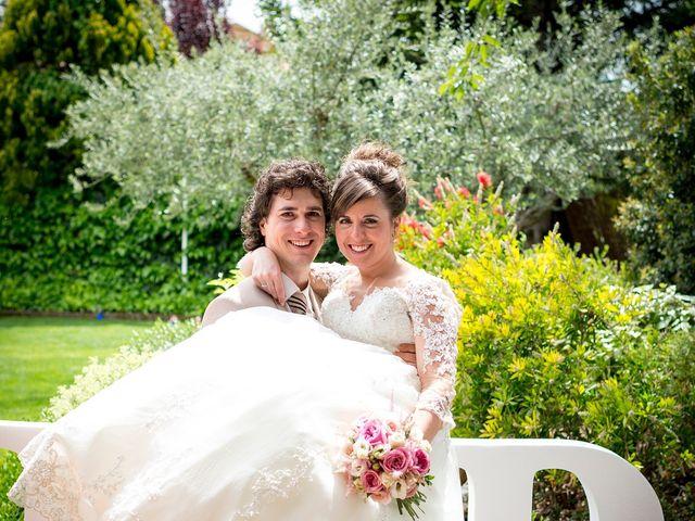 La boda de Rubén y Jessica en Logroño, La Rioja 12