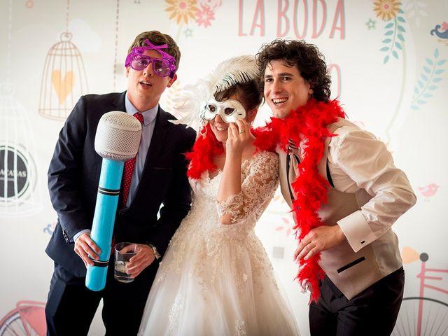 La boda de Rubén y Jessica en Logroño, La Rioja 15