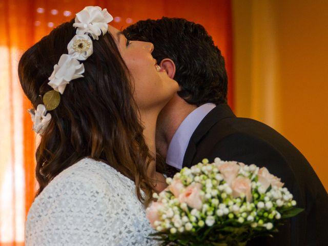 La boda de Míguel y Lara en Viladecans, Barcelona 2